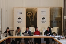 "2019/10/13_TFD Vice President Ketty W. Chen attended the Forum 2000 Conference in Prague_TFD Vice President Ketty W. Chen moderated the ""Asian Middle Powers and Democracy Promotion"" Panel."