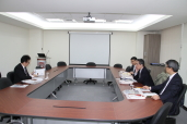 Visit of Waseda Institute for Advanced Study, Japan