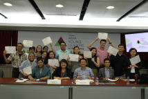 2019/08/26_2019 Asia Young Leaders for Democracy (AYLD) program closes in Taipei_2019 AYLD closing ceremony