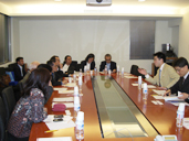 Visit of  Press Council of Indonesia photo-1